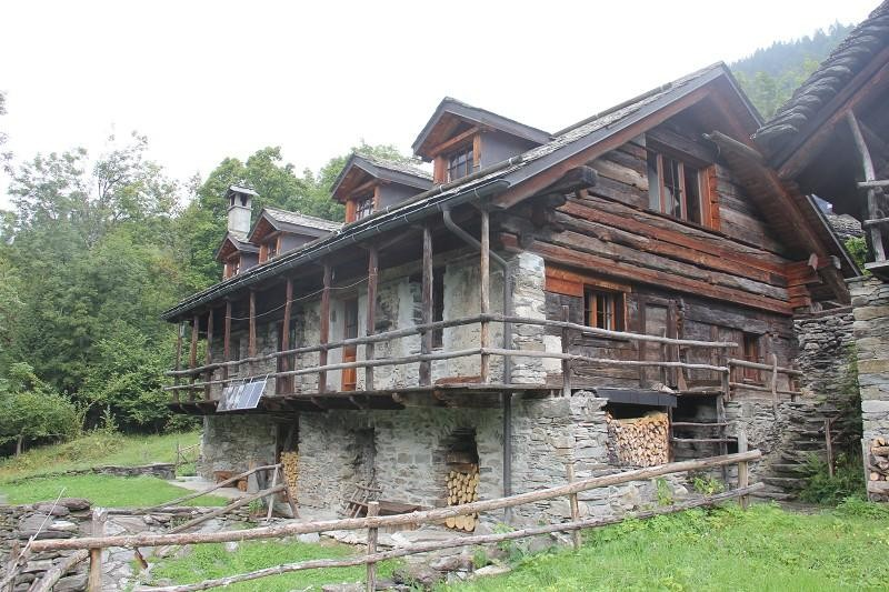 Haus kaufen Campo (Vallemaggia) - Immobilien Campo ...