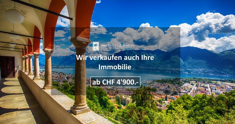 Immobilie verkaufen zum Festpreis ab CHF 4'900.-