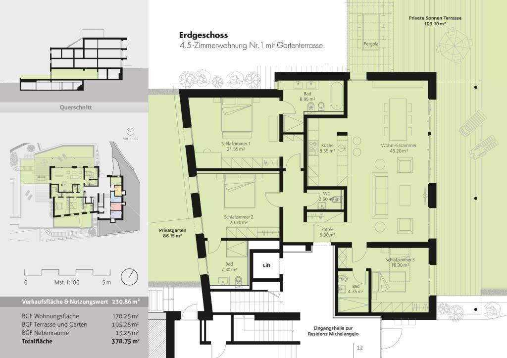 Wohnung kaufen Ascona 4180/2325-8