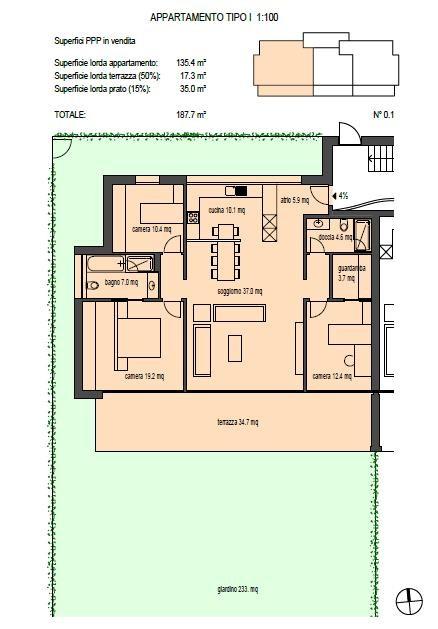 Wohnung kaufen Ascona 4180/2369-5
