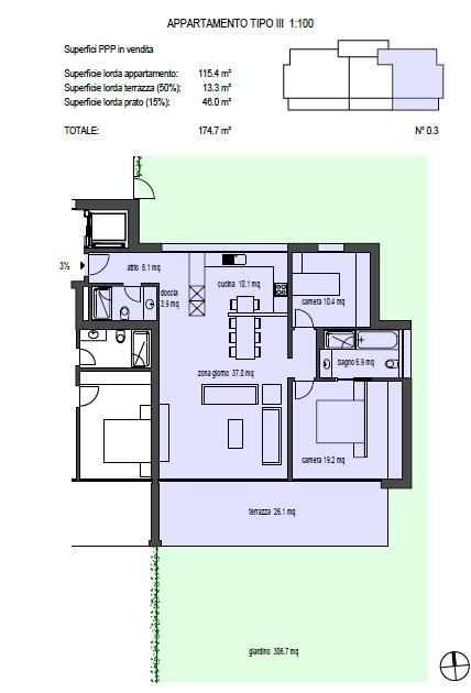Wohnung kaufen Ascona 4180/2369-7