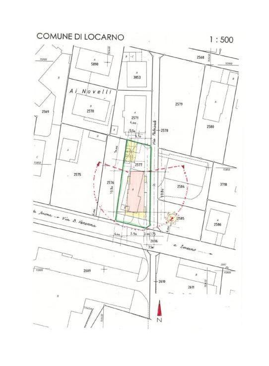 Wohnung kaufen Locarno 4 Solduno 4180/2408-3