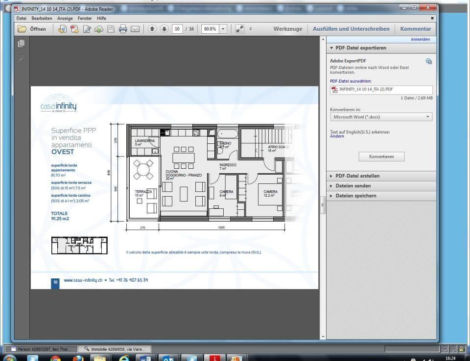Wohnung kaufen Locarno 4180/2412-5