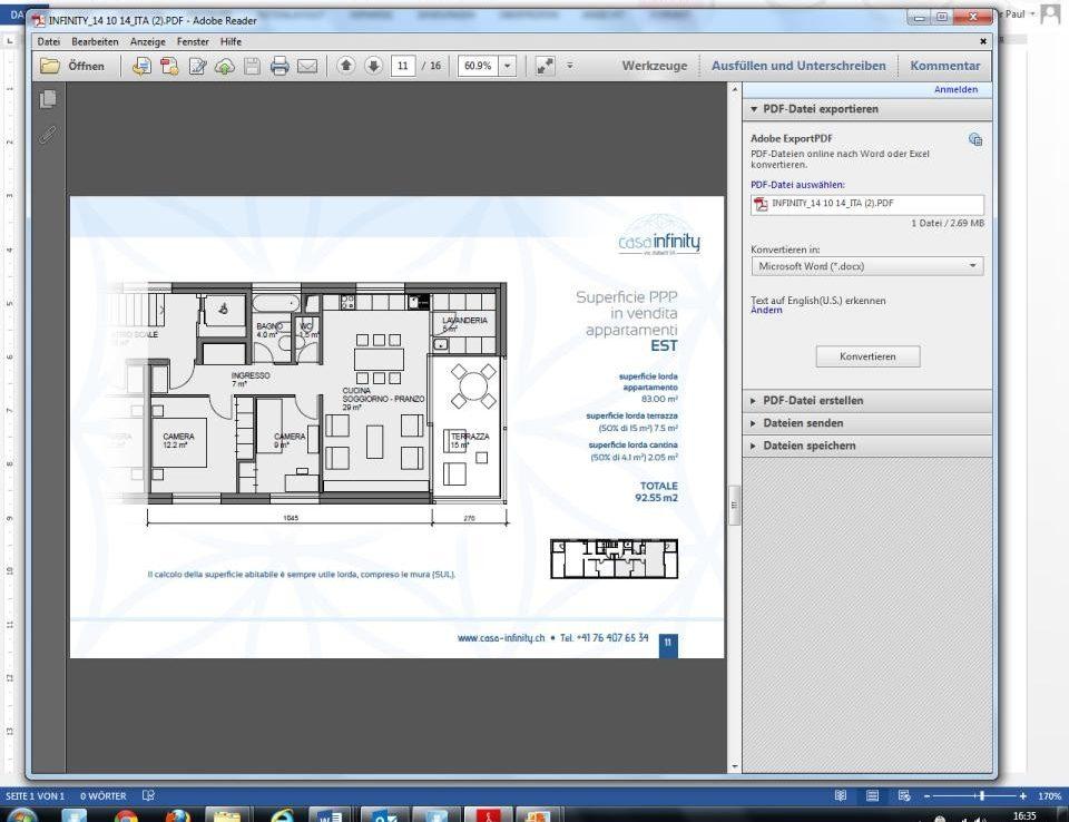 Wohnung kaufen Locarno 4180/2412-6