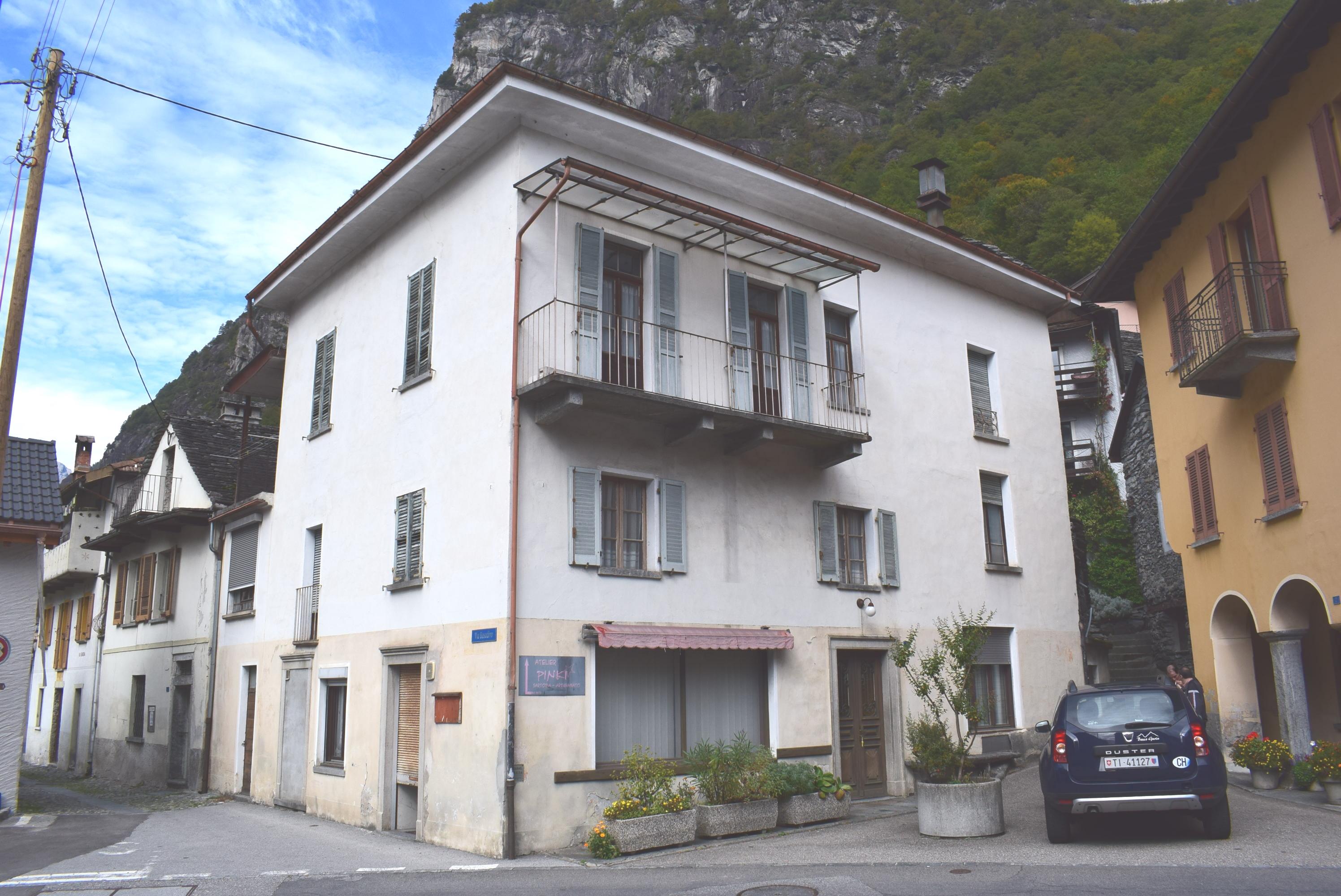 10 Zimmer Haus Cavergno 12