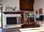 Wohn Esszimmer Cugnasco