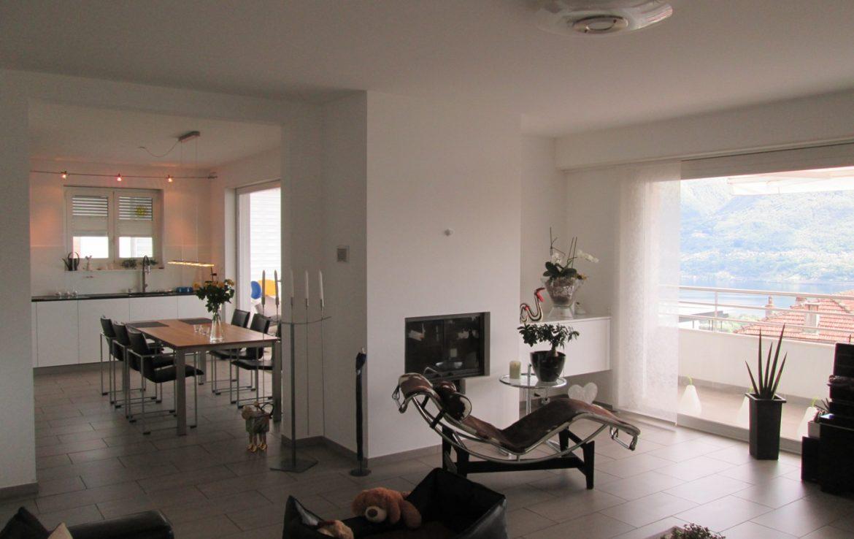 Exklusive Wohnung im Terrassenhaus 10