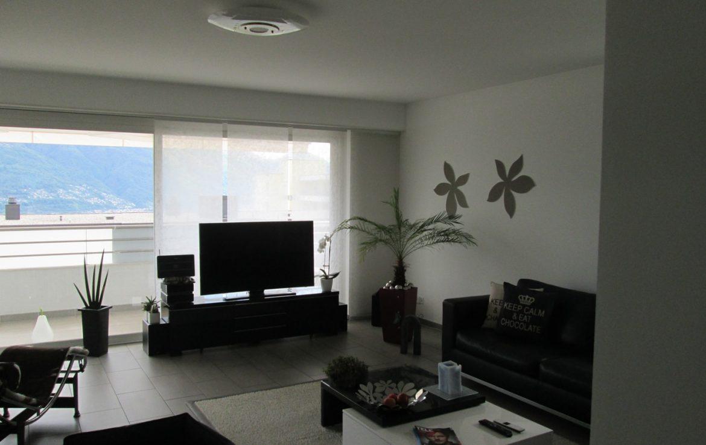 Exklusive Wohnung im Terrassenhaus 11