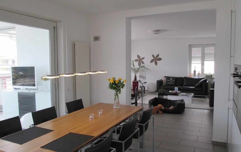 Exklusive Wohnung im Terrassenhaus 14