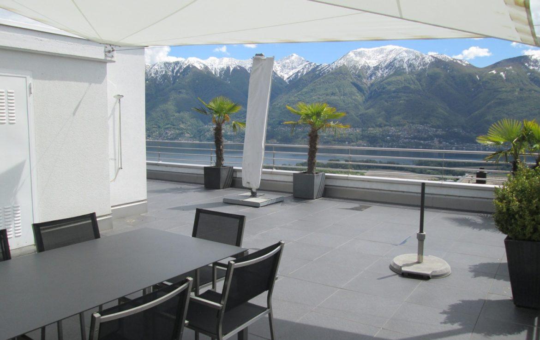 Exklusive Wohnung im Terrassenhaus 2