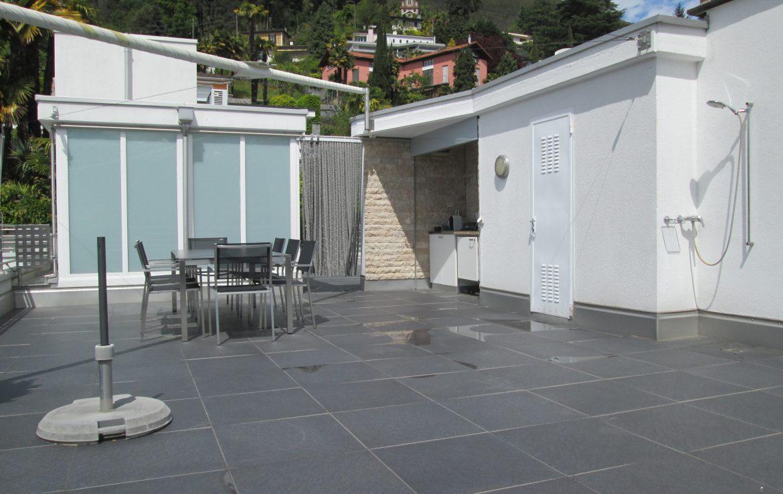 Exklusive Wohnung im Terrassenhaus 3