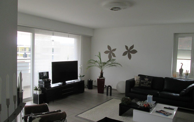 Exklusive Wohnung im Terrassenhaus 9