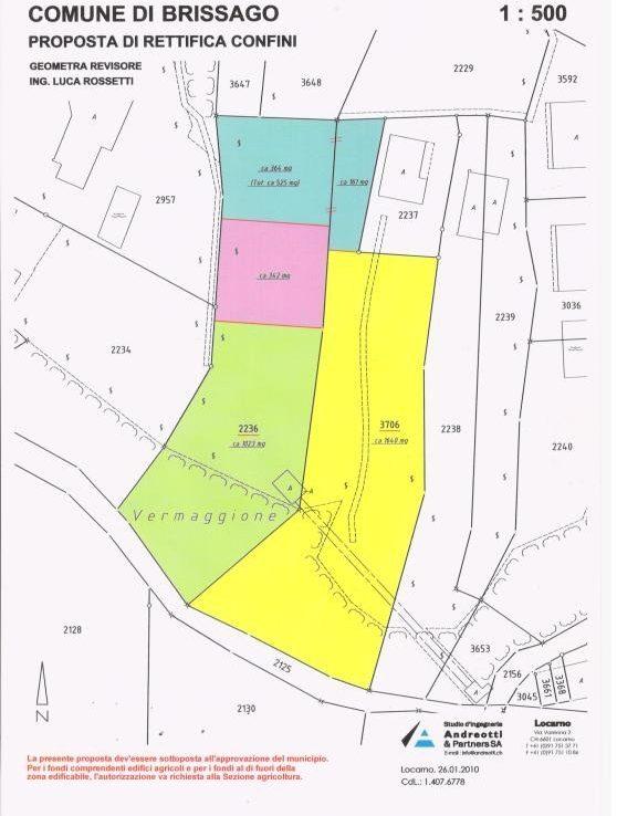 Grundstueck kaufen Brissago 4180/1316-7