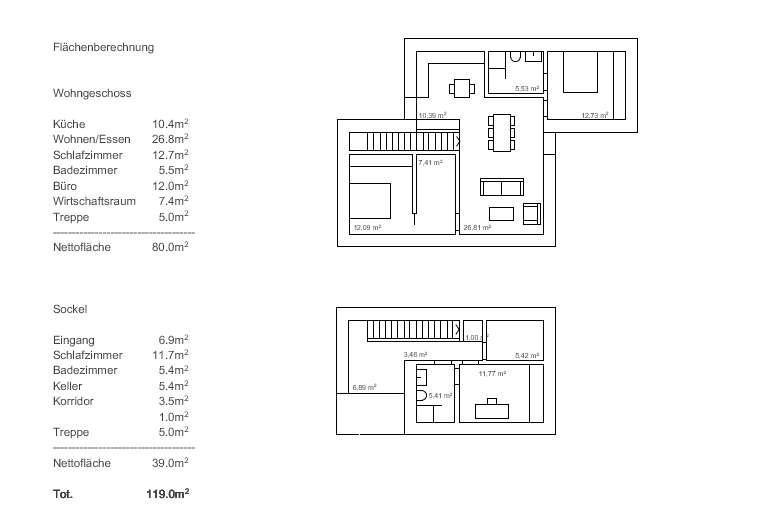 Haus kaufen Mergoscia 4180/1418-9