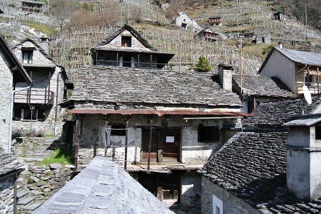 Haus kaufen Vogorno Immobilien Vogorno