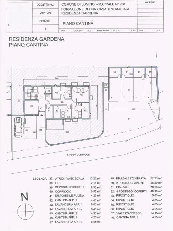 Wohnung kaufen Lumino 4180/1991-8