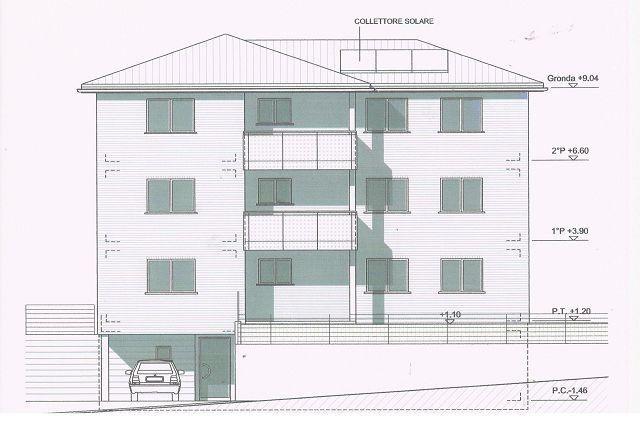 Wohnung kaufen Lumino 4180/1991-1