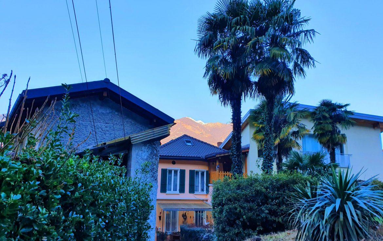 Haus mit Grund Contone RH 8