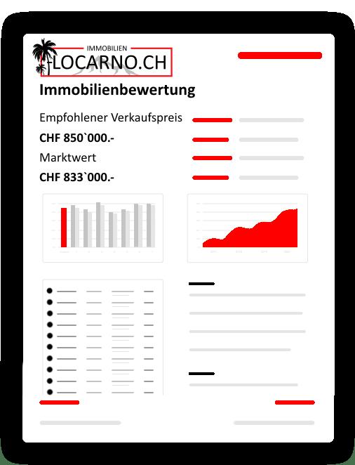 Immobilienbewertung Locarno