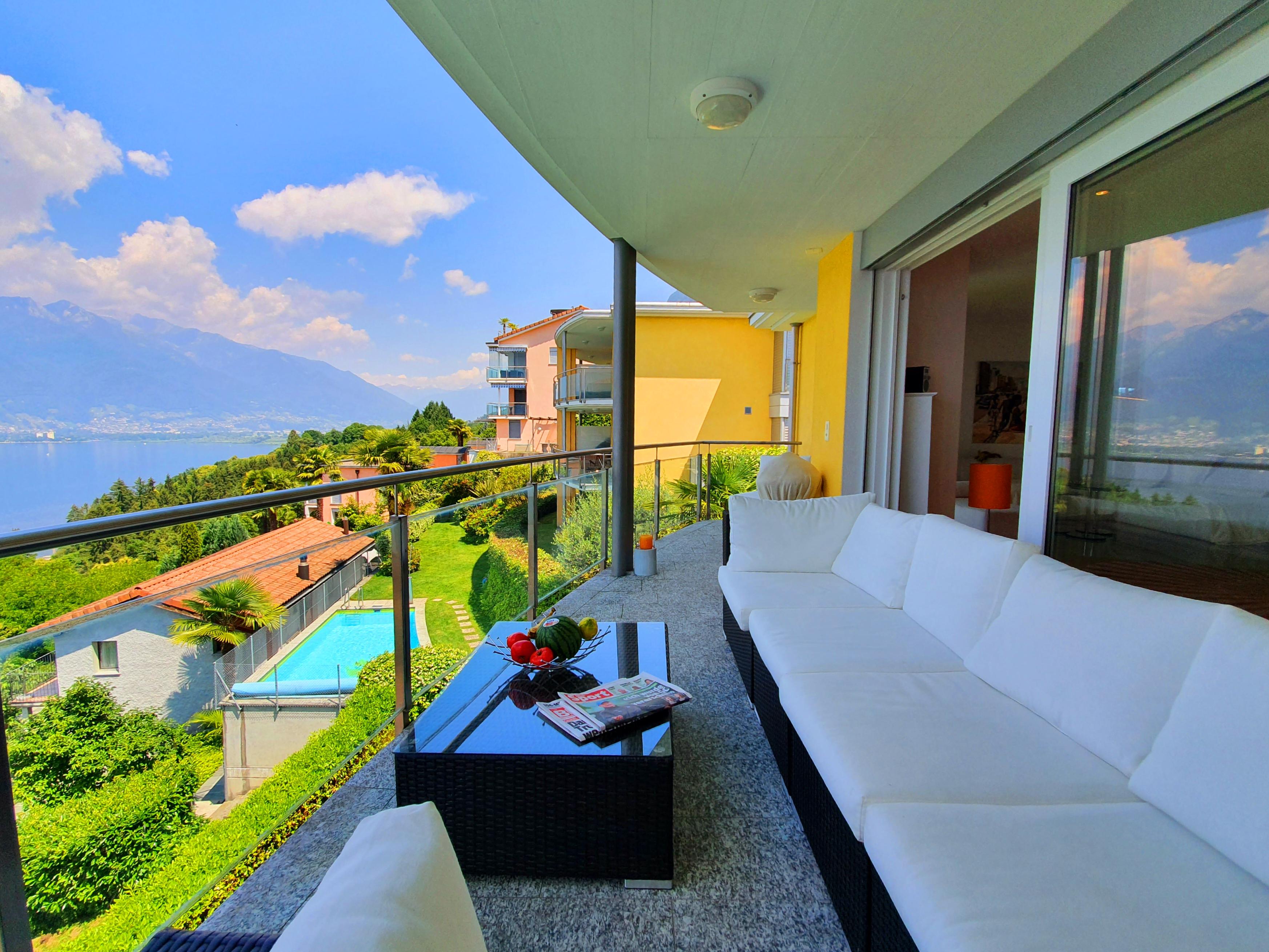 Wohnung kaufen San Nazzaro VS 13