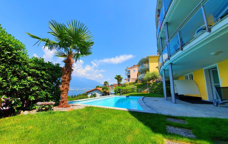 Wohnung kaufen San Nazzaro VS 18
